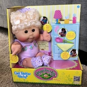"""Cabbage Patch Kids """"Get Better Baby"""" NWT"""